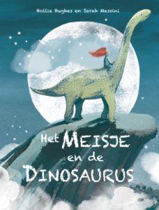 kinderboeken - De dinosaurus en het meisje